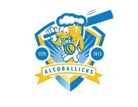#28 para Design a Logo for Alcoballicks por roman230005
