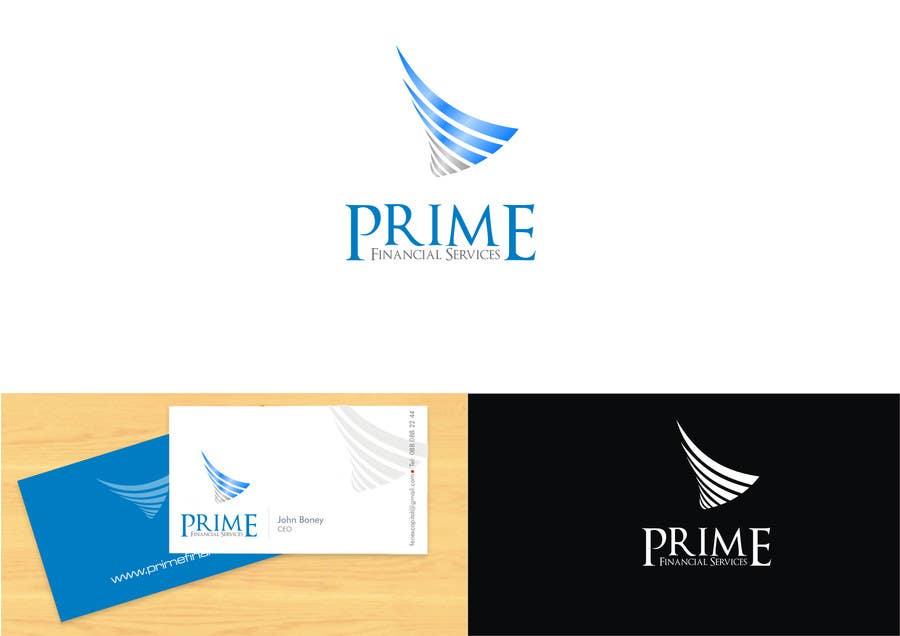 #38 for Design a Logo for Prime Financial Services by shobbypillai