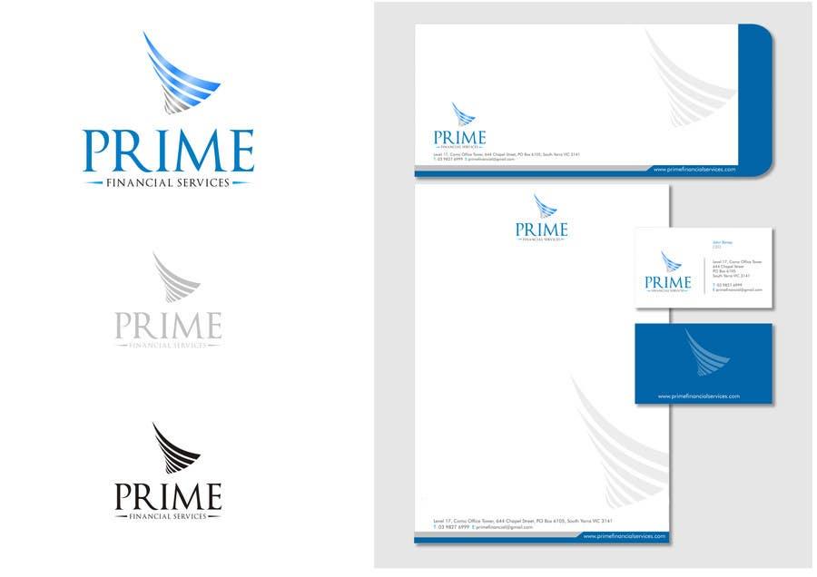 #46 for Design a Logo for Prime Financial Services by shobbypillai