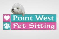 Graphic Design Kilpailutyö #625 kilpailuun Logo Design for Point West Pet Sitting