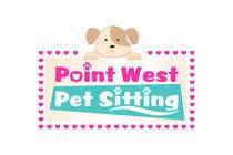 Graphic Design Kilpailutyö #477 kilpailuun Logo Design for Point West Pet Sitting
