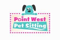 Graphic Design Kilpailutyö #476 kilpailuun Logo Design for Point West Pet Sitting