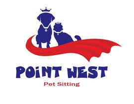 #688 for Logo Design for Point West Pet Sitting by kingspouch