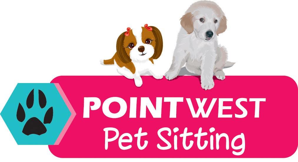 Inscrição nº                                         539                                      do Concurso para                                         Logo Design for Point West Pet Sitting