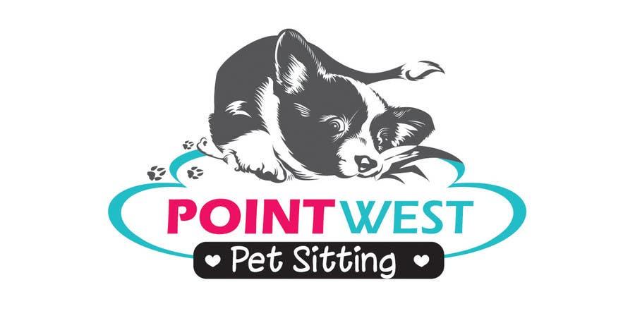 Inscrição nº                                         491                                      do Concurso para                                         Logo Design for Point West Pet Sitting