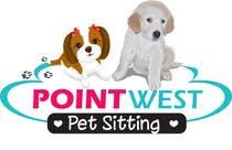 Graphic Design Kilpailutyö #538 kilpailuun Logo Design for Point West Pet Sitting