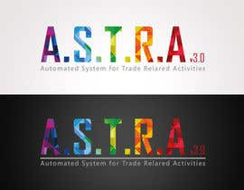 #57 for Design a Logo for A.S.T.R.A by thewolfmenrock