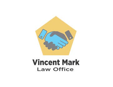 kaasker tarafından Simple logo design for legal business için no 13