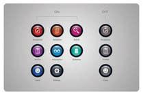 Bài tham dự #8 về Graphic Design cho cuộc thi Re-design 7 icons for A.S.T.R.A