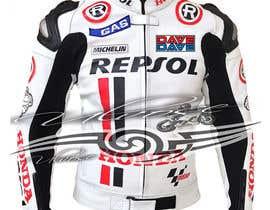 DJMK tarafından Design Logo for Motorcycle Leather Jacket için no 12