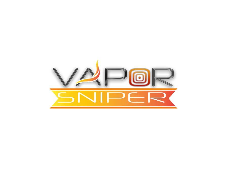 #4 for Design a Logo for VaporSniper.com by titif67