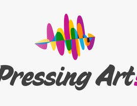 nº 34 pour Design a logo for the contest called Pressing Art! par juanluis21