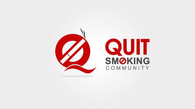 Bài tham dự cuộc thi #78 cho Design a Logo for a Quit Smoking Website