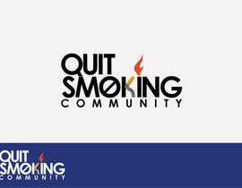 nº 8 pour Design a Logo for a Quit Smoking Website par jhonlenong