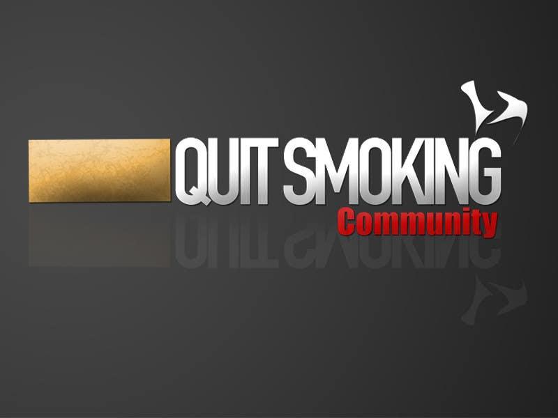 Bài tham dự cuộc thi #2 cho Design a Logo for a Quit Smoking Website