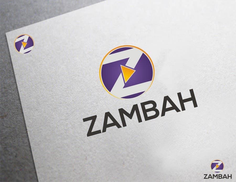 Proposition n°65 du concours Design a Logo for Zambah app