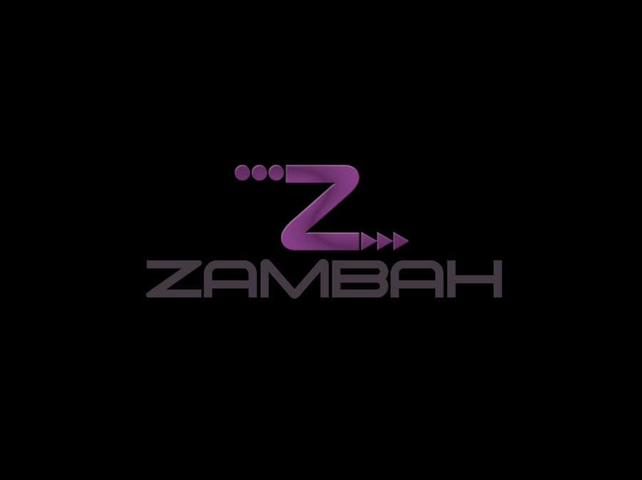 Proposition n°76 du concours Design a Logo for Zambah app