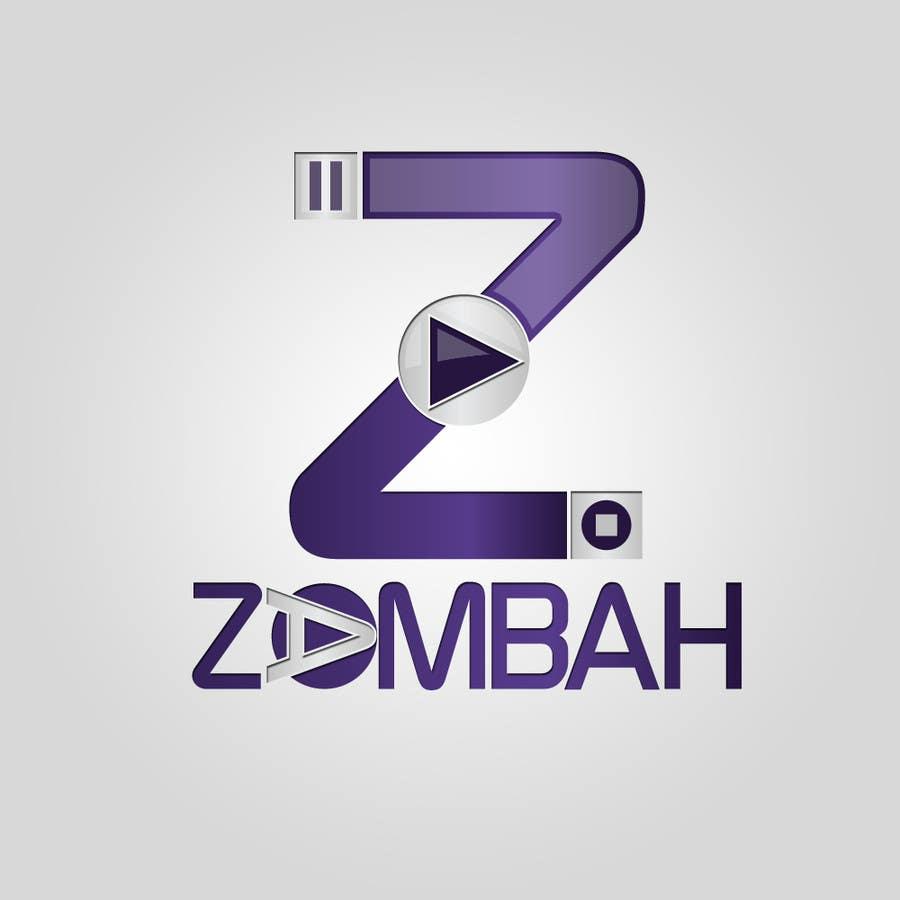 Kilpailutyö #16 kilpailussa Design a Logo for Zambah app