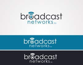 #31 for Design a Logo for Broadcast Networks, LLC. af alexandracol