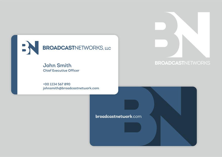 Kilpailutyö #39 kilpailussa Design a Logo for Broadcast Networks, LLC.