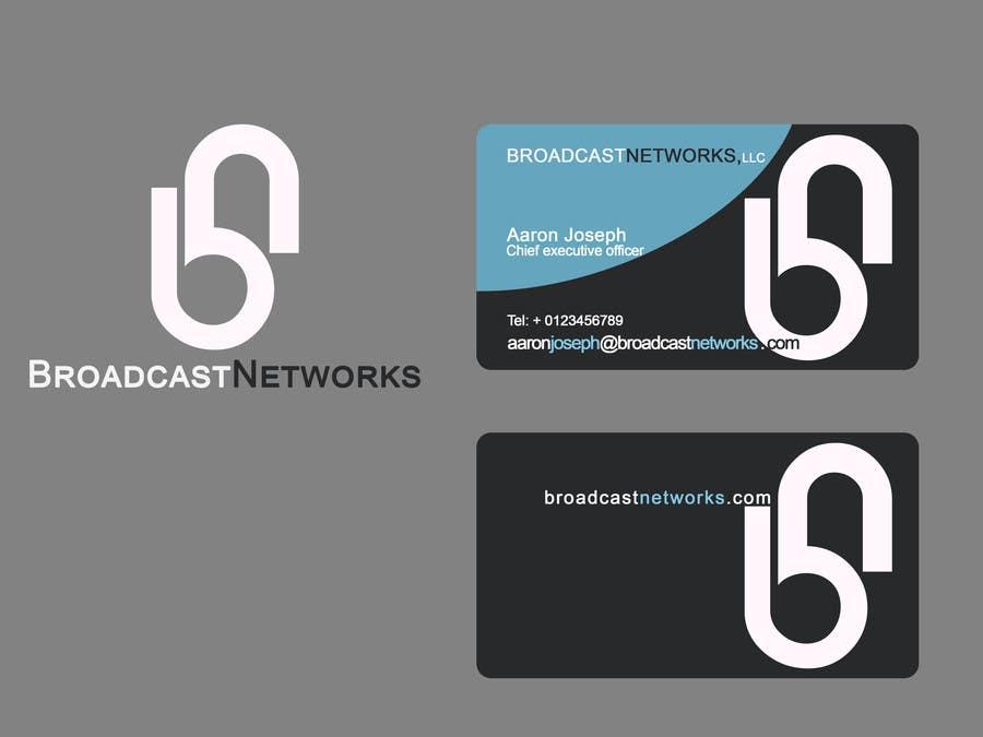 Kilpailutyö #99 kilpailussa Design a Logo for Broadcast Networks, LLC.