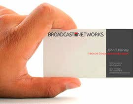 #1 cho Design a Logo for Broadcast Networks, LLC. bởi colabsoft