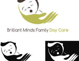 #52 for Design a Logo for Childcare Service af zainabhassoun