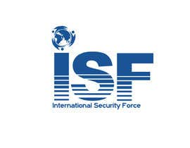 nº 77 pour Design a Logo for International Security Force par adnanbahrian
