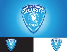 nº 4 pour Design a Logo for International Security Force par arteastik