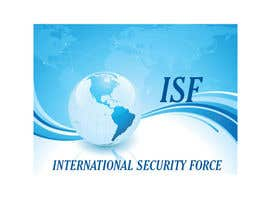 #62 untuk Design a Logo for International Security Force oleh dmitrigor1