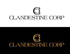 #30 for Design a Logo for Clandestine-corp.com by vladspataroiu