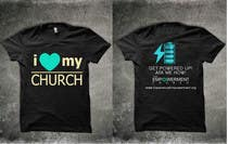 Proposition n° 23 du concours Graphic Design pour Design a T-Shirt for The Empowerment Church