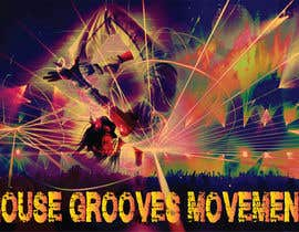 #15 for House Grooves Movement by acovulindesign