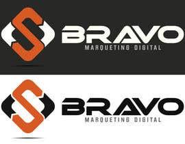 Nro 117 kilpailuun S bravo Logo käyttäjältä aniballezama