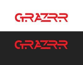 Nro 4 kilpailuun GRAZRR logo design project käyttäjältä DJMK