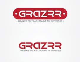 #40 for GRAZRR logo design project by damien333