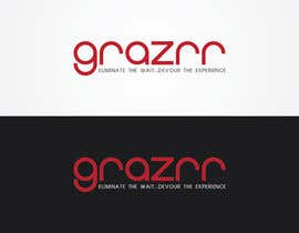 #41 for GRAZRR logo design project by damien333