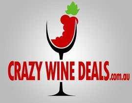 #20 for Design a Logo for CrazyWineDeals.com.au af shehan19915