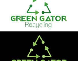 Nro 8 kilpailuun Green Gator Recycling Logo Design Contest! käyttäjältä jasminajevtic