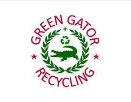 Nro 25 kilpailuun Green Gator Recycling Logo Design Contest! käyttäjältä albert12001