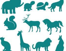 Nro 10 kilpailuun Design some Animal Icons käyttäjältä Rightwaydesign