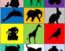 Nro 13 kilpailuun Design some Animal Icons käyttäjältä thazel989