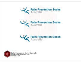 #23 for Logo Design for Sock Company providing to Hospitals by laurentiufilon