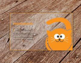 Nro 39 kilpailuun Business Card käyttäjältä huynhnhatran