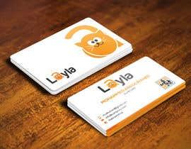 Nro 43 kilpailuun Business Card käyttäjältä rabbim666