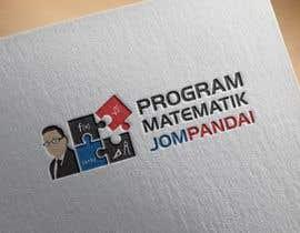 IqbalArt tarafından Develop a Brand Identity for JomPandai Maths için no 17