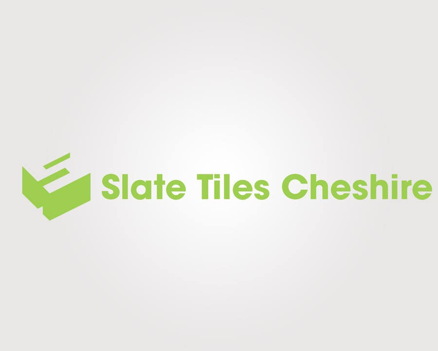 Penyertaan Peraduan #1 untuk Design a Logo for Slate Tiles Cheshire