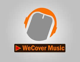 "#70 for Design a Logo for ""WeCover Music"" af Bofas08"