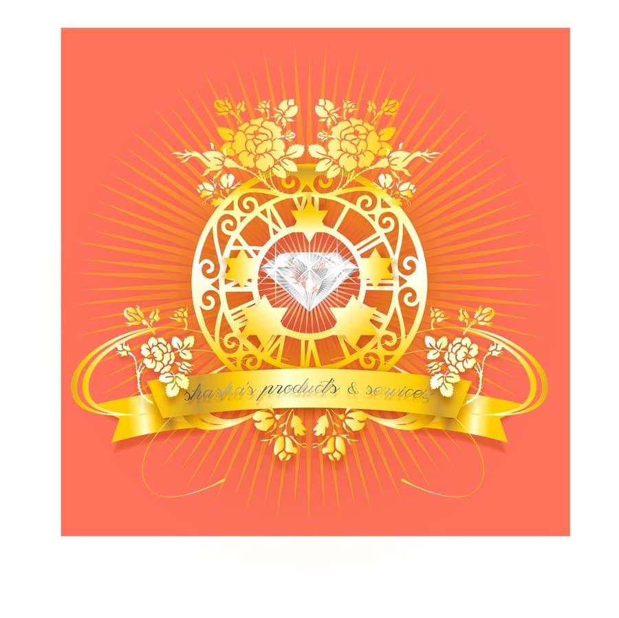 Proposition n°15 du concours Design a romantic/feminan logo