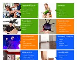 Nro 11 kilpailuun Design Homepage or Landing page (simple, just need a good idea) käyttäjältä lee800154
